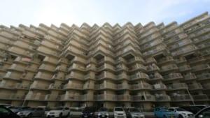 【東淀川区】昭和のリバーサイド大型マンション「エバーグリーン淀川」に圧倒される