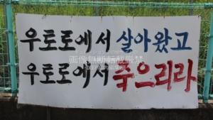 戦後70年、朝鮮人飯場の成れの果ての忘れ去られた不法占拠スラム「ウトロ51番地」の現在